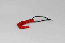 Creel Hook, 4 mm Shock Cord
