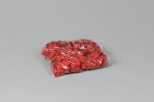 Gummiband till tång, Medium, röd