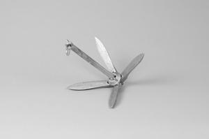 Anchor, Foldable, 3,5 kg