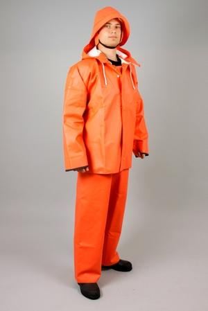 Grundéns sydväst – Sandhamn 21, orange