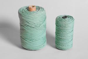 Kräftlina flyt, 3 mm, grön, 100 m