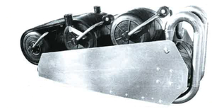 Net op Typ II-160 med ventil