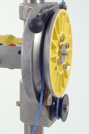 NorthLift - LH500, Hydraulic Line Hauler, Davit Arm