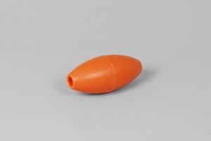 Gill Net Float, Plastic, Orange