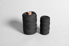 Kräftlina sjunk, 3 mm, svart, 250 m