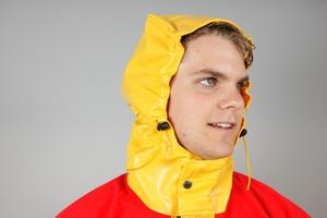 Guy Cotten – Jacka Dreampro, orange/gul