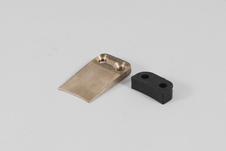 NORTHLIFT Ejector Knife, brass (HL)