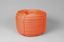 Polyethylene, Orange, 12 mm, 220 m