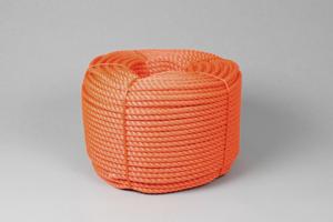 Polyeten, orange, 12mm, 220 m