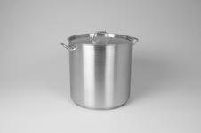 Kastrull, 50 liter, rostfritt stål