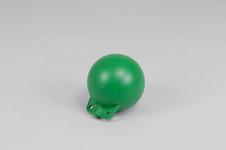 Garnblåsa, hård, 5', grön