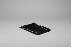 Flag, Dacron, 35x50 cm, Black
