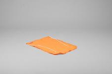 Bojflagga, Dacron, 35x50cm, orange