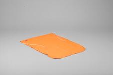 Flag, Dacron, 50x70 cm, Orange