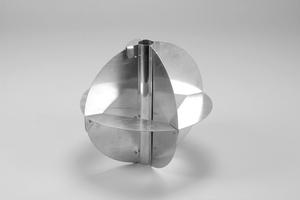 Radar Reflector, 250 mm, 30mm, Bamboo Pole