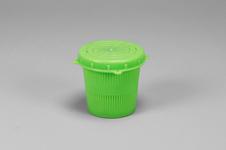 Betesbox, grön, pirålsäker