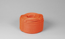 Polyethylene, Orange, 8 mm, 220 m