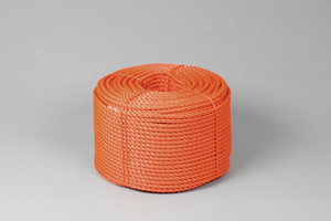 Polyeten, orange, 10mm, 220 m