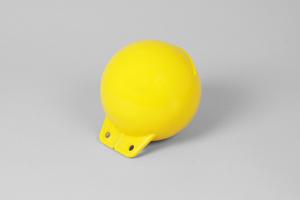 Garnblåsa, mjuk, 6', gul