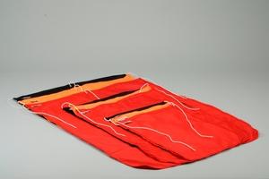 Bojflagga, 50x70cm, röd
