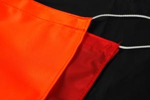 Flag, 70x90 cm, Red