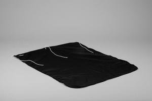 Bojflagga, 70x90cm, svart