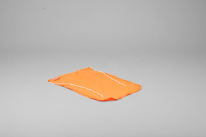 Bojflagga, 35x50cm, orange