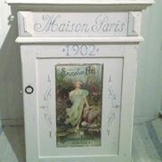 Kommod Maison Paris 1902