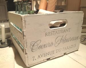 Träback Restaurant Coeurs Blancs