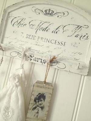 Liten hängare Chic Mode de Paris