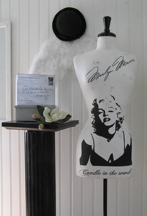 Provdocka Marilyn Monroe