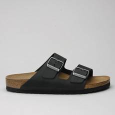 Birkenstock Arizona Black Oiled Smal