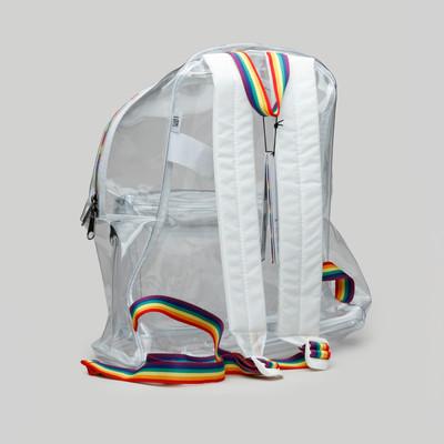 Eastpak Bagpack Padded Rainbow Glass