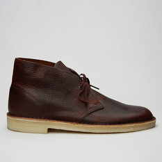 Clarks Desert Boot Rust Leather