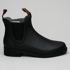 Tretorn Chelsea Wool Black