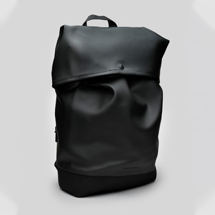 Tretorn Bagpack Malmo Rolltop Black