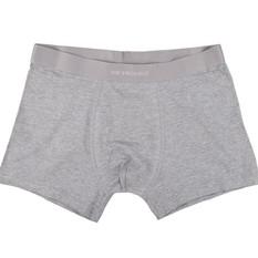 The Product Men Boxer 2-Pack Grey Melang