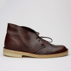 Clarks Desert Boot Brown Tumb