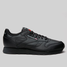 Reebok Cl Lthr Black