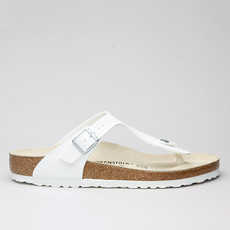 Birkenstock Gizeh Vit Normal