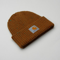 Carhartt Beanie Lambswool Brown