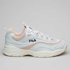 Fila Ray Low Wmn White/Spanish Villa