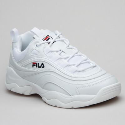 Fila Ray Low Wmn White/White