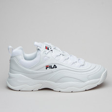 Fila Ray Low Wmn White/White