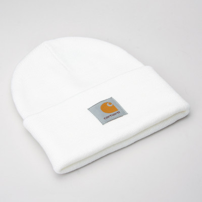 Carhartt Watch Hat White