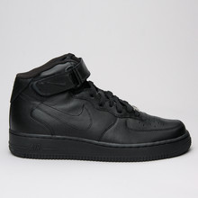 Nike Air Force 1 Mid 07 Blk/Blk-Blk
