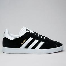 Adidas Gazelle Cblack/White/Goldmt