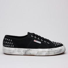 Superga 2750 Cotstuds Black/Black