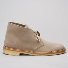 Clarks Desert Boot Sand Suede