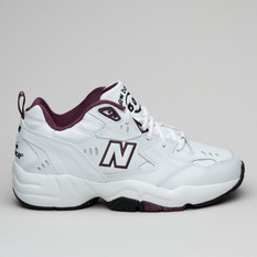 New Balance WX608DC1 White/Currant